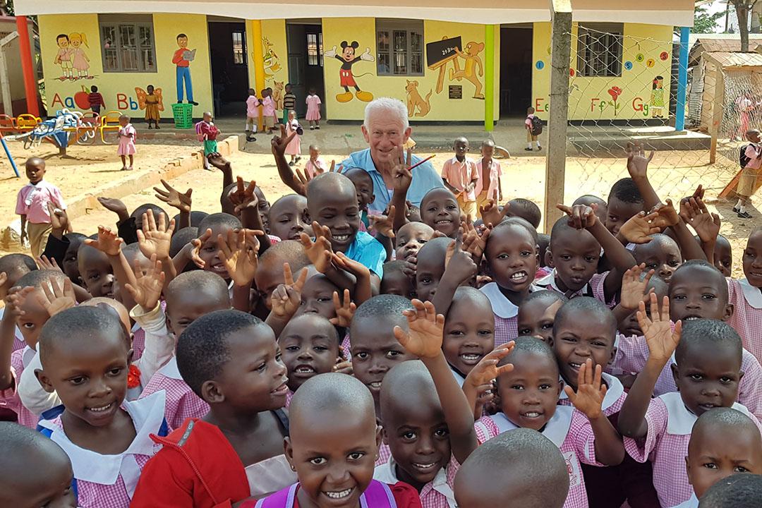 Luziraschool Oeganda Fiets- en Safaritour
